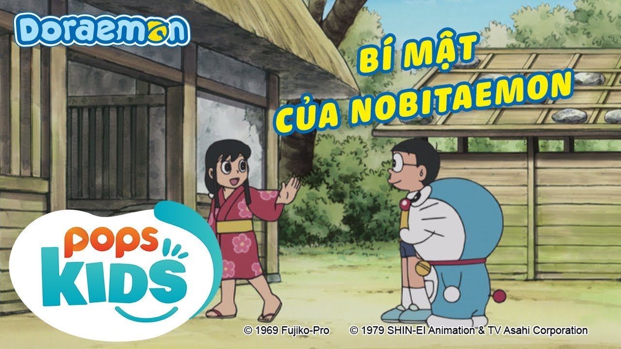 [S7] Doraemon Tập 314 – Bí Mật Của Nobitaemon – Hoạt Hình Tiếng Việt