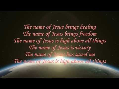 No Other Name By Planetshakers - Lyrics & Chords