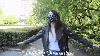 """(NO) """"Defying Quarantine"""" - Dee Roscioli"""