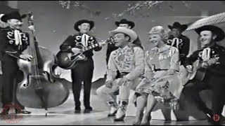 Roy Rogers,Dale Evans And Sons Of Pioneers - Medley Greatest Hits(Classic Songs from the West)