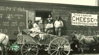 Wyoming Dairy Farming