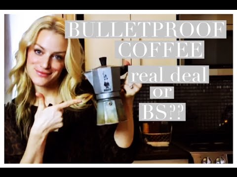 BULLETPROOF COFFEE for weight loss  REAL or BS??