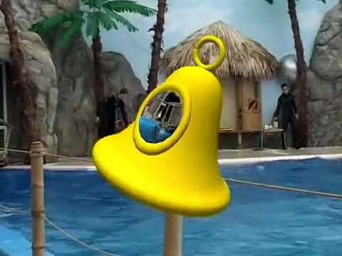 Одесский дельфинарий НЕМО Дневное шоу 2005г By Romario Roman