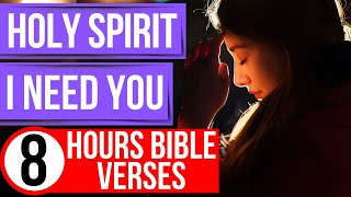 Holy Spirit Bible verses for sleep (Encouraging Scriptures)