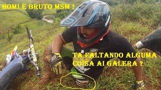 TRILHA COM MT BARRO ! ROLÊ COM MEU PARCEIRO HUMBERTO #TORNADO319CC