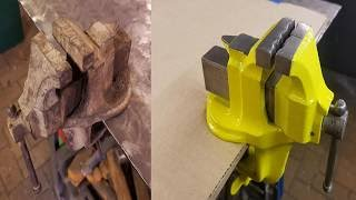 Mini Vice Restoration