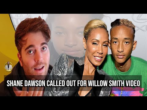 """Jada Pinkett-Smith & Jaden Smith """"Disgusted"""" by Shane Dawson 