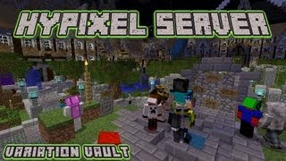 Hypixel server review / tour - ip in description