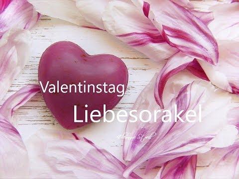 Valentinstag - Liebesorakel
