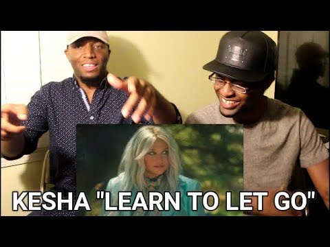 Kesha - Learn To Let Go (Official Video) (REACTION)