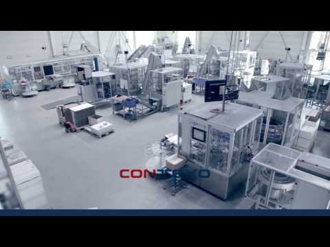 Contexo contract manufacturing - manufacture better and more efficiently