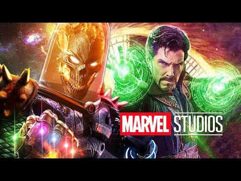 Doctor Strange 2 Clip - Ghost Rider News and Scarlet Witch Marvel Phase 4 Theory