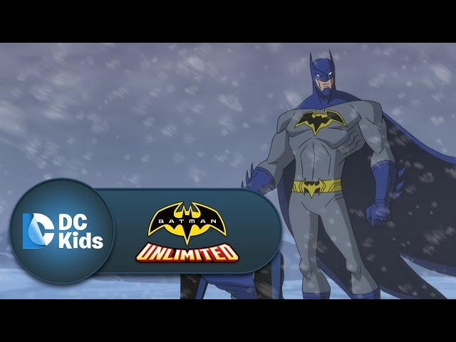 Iced Out | Batman Unlimited | DC Kids