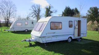 Caravan Hire - Cheltenham Racecourse, Cotswolds Accommodation