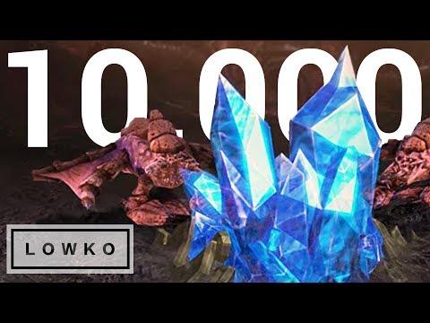 StarCraft: Remastered - 10.000 MINERALS!