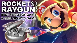 Best Strategy & Best Sports Games of 2018 - Rocket & Raygun Awards