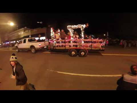 2017 Lassen County Christmas Parade (Pt1)