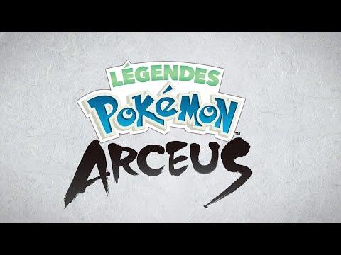 Légendes Pokémon : Arceus... ancienne région, nouvelle histoire.