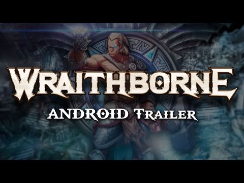 Wraithborne - Action RPG: Android Trailer