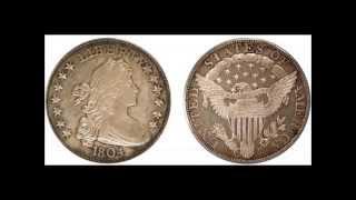 10 of the world 's most expensive coins/10 самых дорогих монет мира!(10 самых дорогих монет мира! Доллар Распущенные Волосы. Двойной Орел Сен-Годена . Дублон Брашера - так называю..., 2015-02-13T12:58:33.000Z)