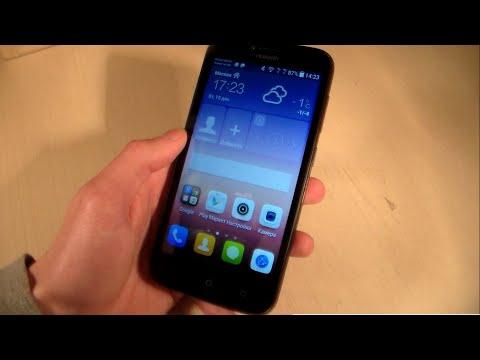 Обзор Huawei Ascend Y625 (HD)