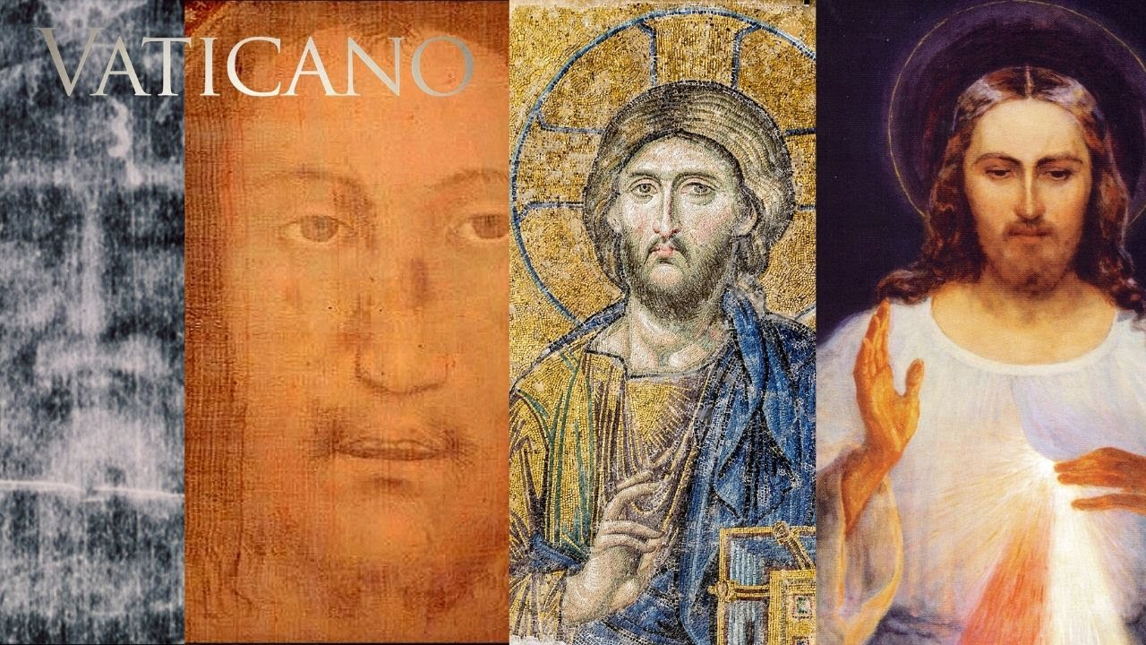 Is The Face Of Jesus Christ A True Image His Real Appearance Explained Ewtn Vaticano Youtube