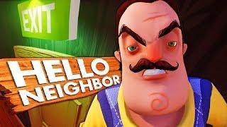 ПОСЛЕДНИЙ СЕКРЕТ  Hello Neighbor 6