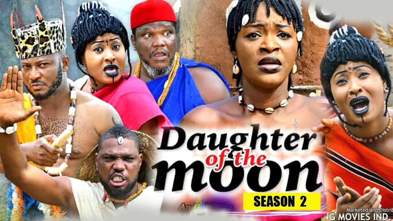 Download Daughter Of The Moon Season 2 - (New Movie) 2018 Latest Nigerian Nollywood Movie Full HD   1080p