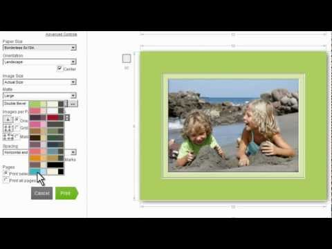 HP Photo Creations New Features - YouTube