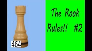 The Rook Rules! ¦ Opening Disaster!
