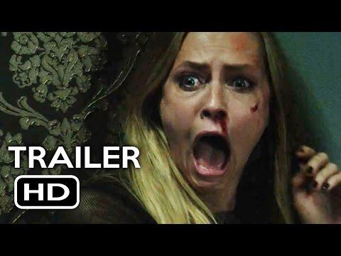 Lights Out Official Trailer #2 (2016) Teresa Palmer, Gabriel Bateman Horror Movie HD