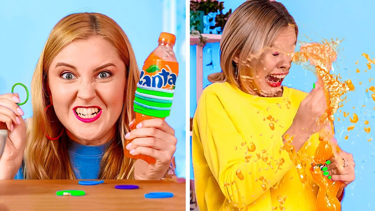 AWESOME PRANK DIYS FOR BEGINNERS || Trick Your Friends with 123 GO! GOLD