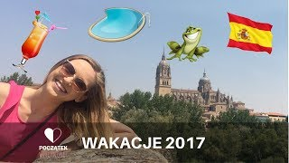 Gomułeczki - Vlog #34 - Wakacje w Salamance