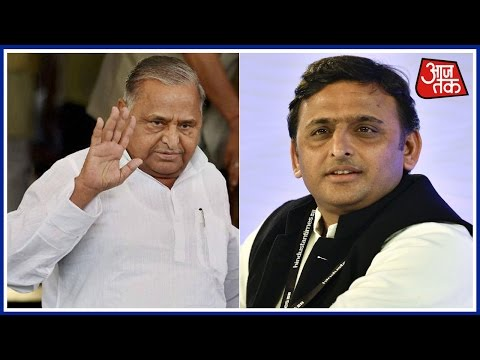 Mulayam Singh Yadav clarifies  Akhilesh's Name Comment