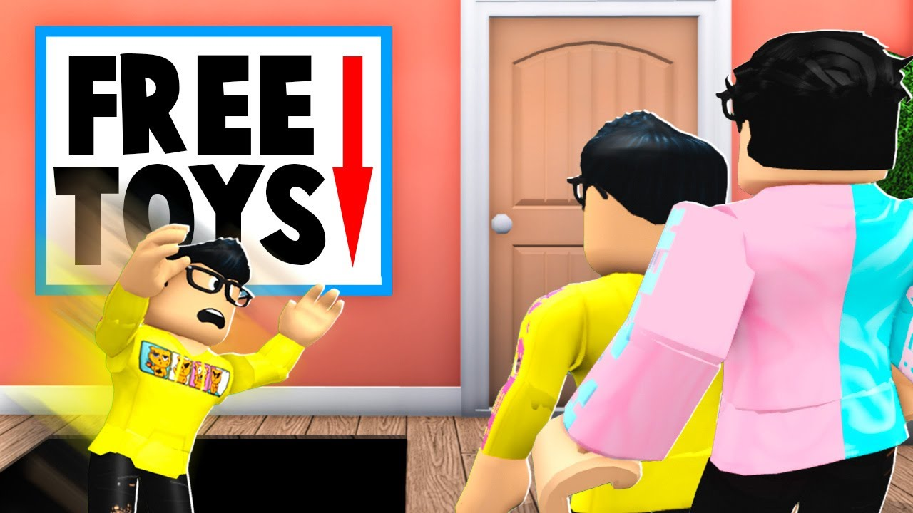 Download He Pretended To Be Baby Hyper So We Trapped Him! (Roblox Bloxburg)