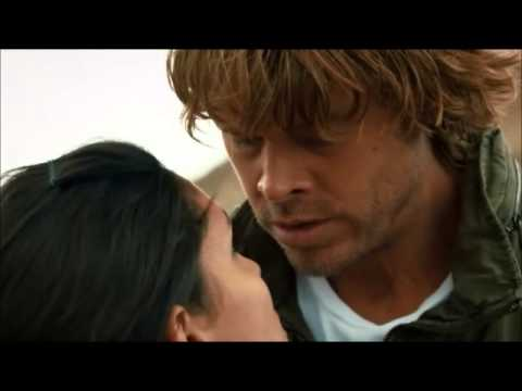 kensi and deeks kiss season 4
