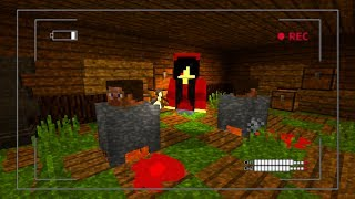 this minecraft pocket edition world is haunted...