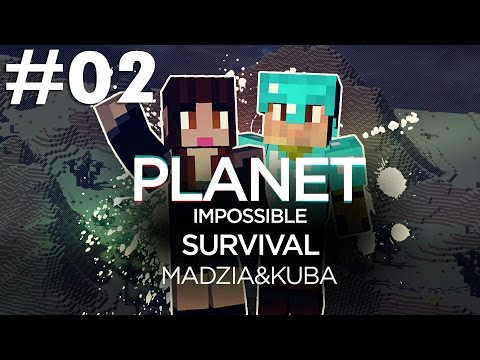 Planet Impossible Survival Minecraft /w Kuba #02