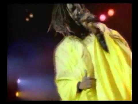 """Johnny Be Goode"" Peter Tosh Captured Live (LA 1983)"