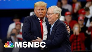 Trump Is Reportedly Trying To Dethrone Mitch McConnell