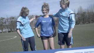 Gazprom and ChelseaLFC: International Women