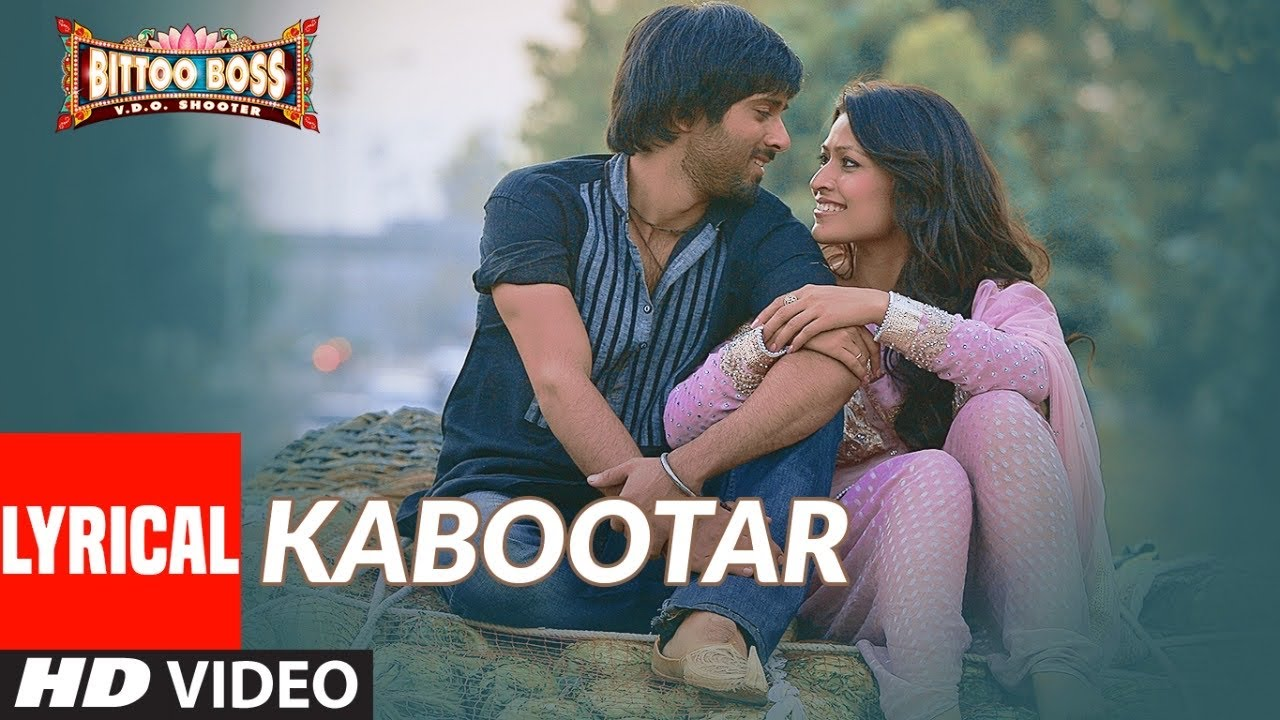 Kabootar Lyrical | BITTOO BOSS | Pulkit Samrat, Amita Pathak | Mika Singh | Raghav Sachar