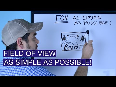 Field Of View Explained As Simple As Possible!