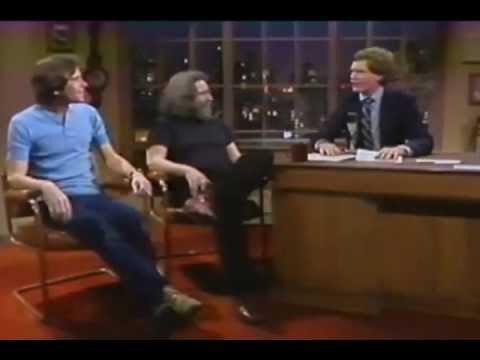 Garcia & Weir on Letterman 4-13-1982, New York, NY (LoloYodel)
