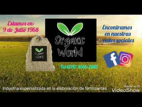 Publicidad Organic World