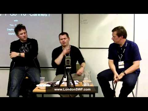 Taking your Script to Cannes: Tim Clague, Stephen Follows, and Martin Gooch