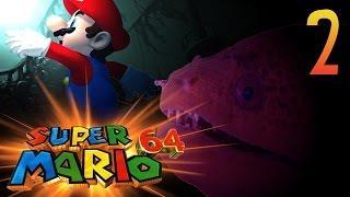 EEL!   Super Duper Mario 64 #2