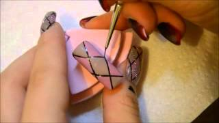 Tutoriel Arlequin en gels UV Thumbnail