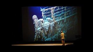 Призраки бездны Титаник (Full HD 1080) Ghosts of the Abyss Titanic (Full HD 1080p)
