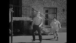 Näyte KAVIn Elokuvapolulta: Pekka ja Pätkä ketjukolarissa: erikoistehosteet ja trikit